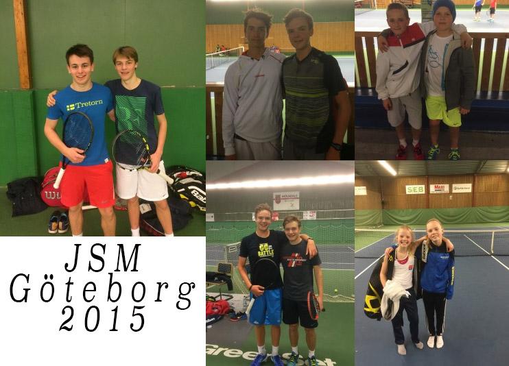 JSM i Göteborg färdigspelat