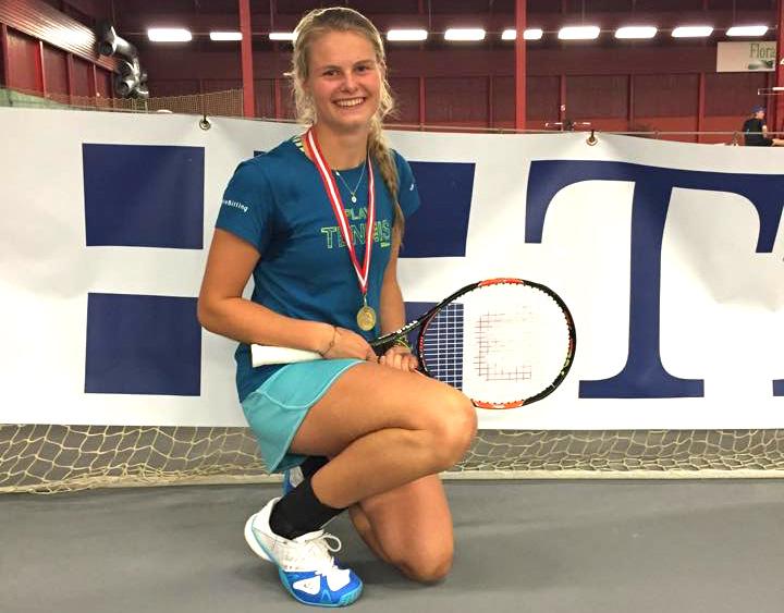 Frederikke Svarre dansk mästare