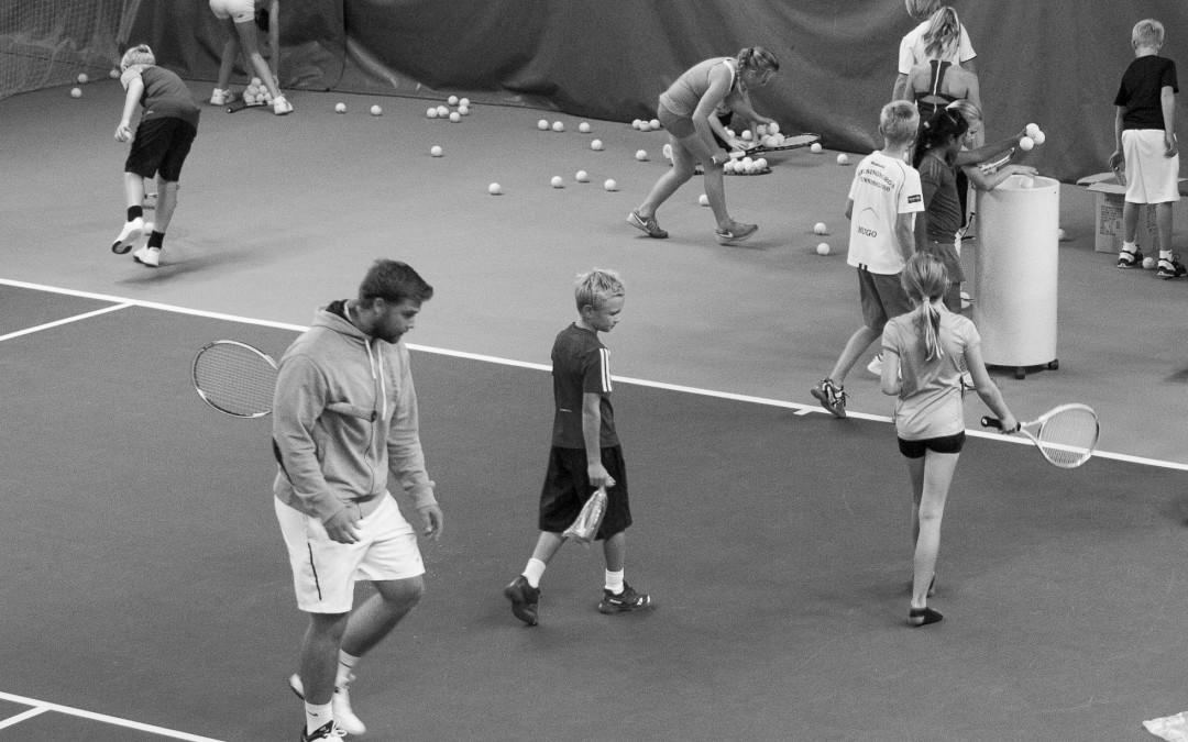 DROP-IN Tennis för ungdomar