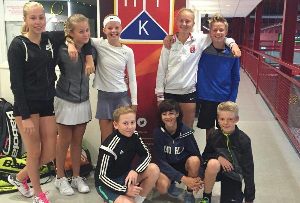 Fina HTK framgångar i Order Open by Göta