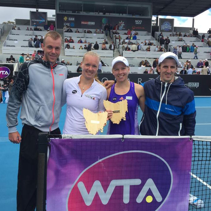 WTA-titel till Johanna